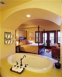 A Mission Suite (c) Fairmont Hotels & Resorts