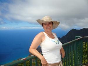 Liz Hamill, Kauai