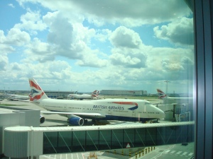 London Heathrow from Terminal 5