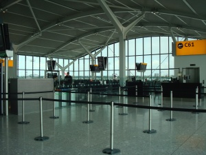 London Heathrow Terminal 5 C Gates