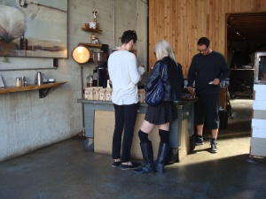 Spyglass Coffee San Francisco