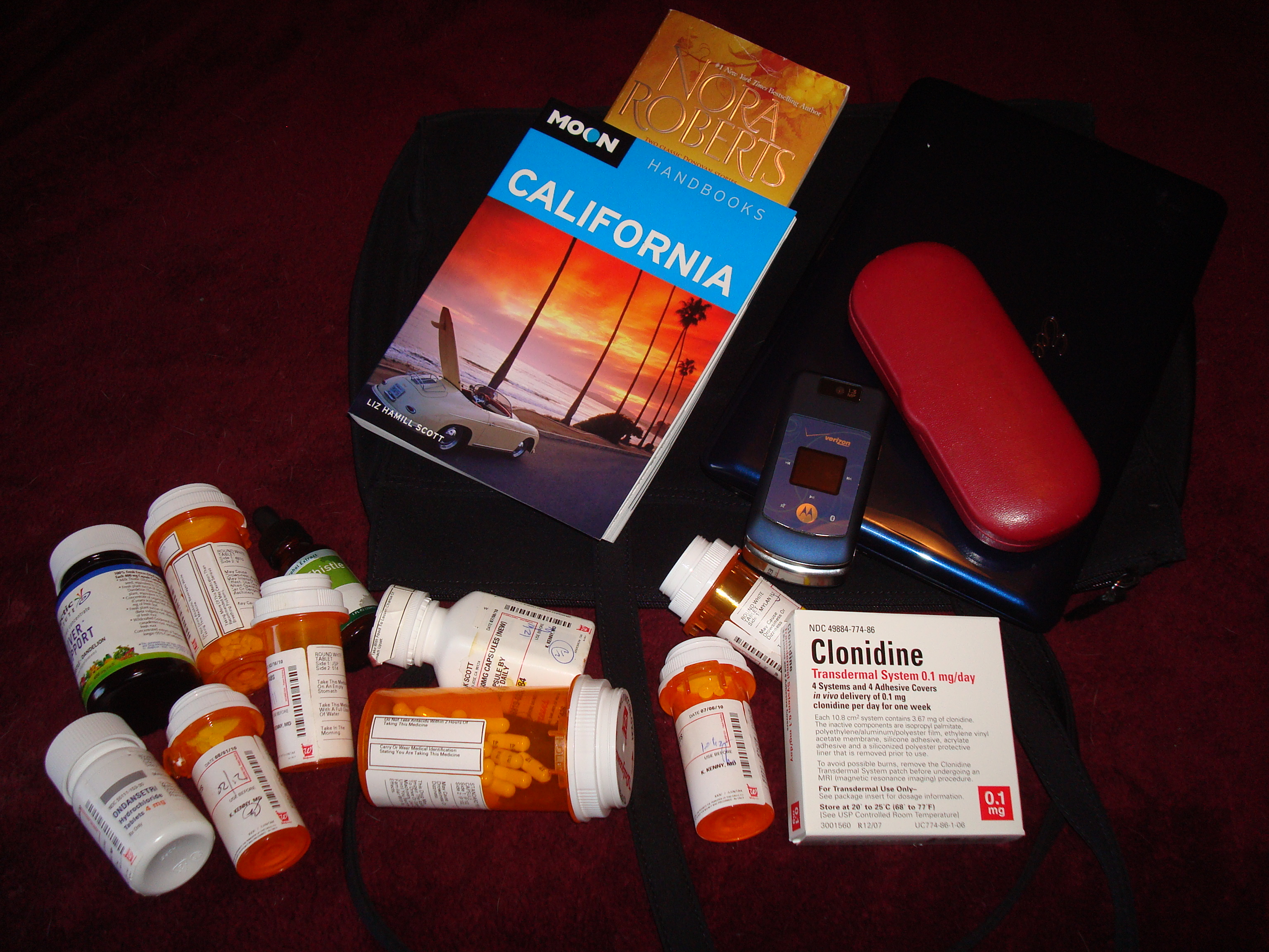 How to Travel With Prescription Medications forecast