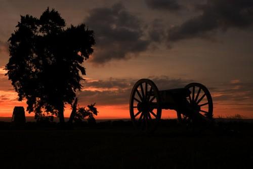 Gettysburg cannon by BIGDOG3c on flickr