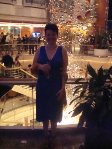 Liz Hamill on Navigator of the Seas