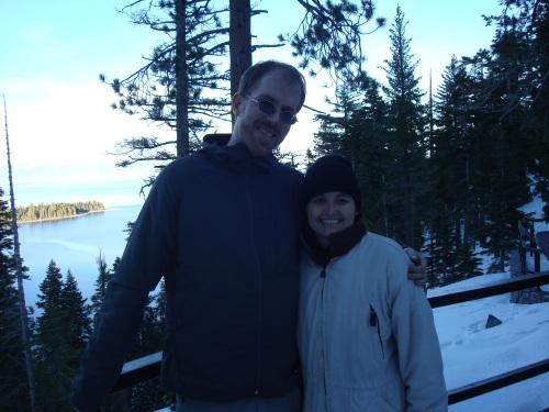 Liz Hamill Lake Tahoe