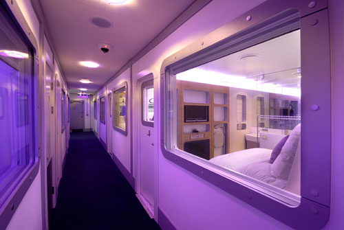 Yotel Heathrow Airport London